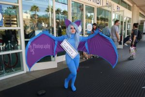 Zubat by blsphotography