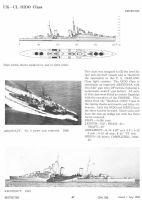 Technical Drawings: HMS Dido by bwan69