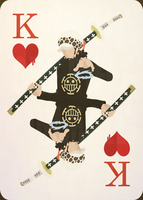 King of Hearts by MinimallyOnePiece