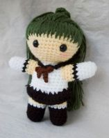 sailor pluto amigurumi by pirateluv