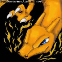 Charizard Hot.. by Photo-Freak7