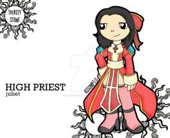 juliet the high priest by thirsty-stone