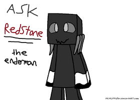 Ask Redstone by accailia118