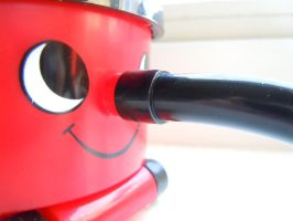 Henry Hoover by Atom001
