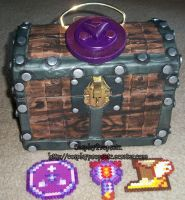 OoT Temple Chest Shadow by CosplayPropsEtc