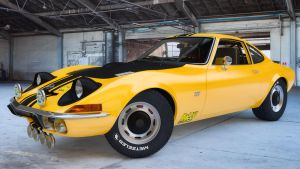 1968 Opel GT 1900 by SamCurry