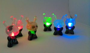 Ghost in the machine lighted by MattAcustoms