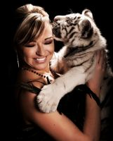 White tiger 2 by perfectmuse