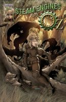 TheSteamEnginesOfOz Issue01RegularCover by LastBard