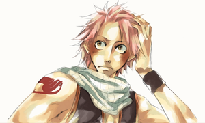 FT: Natsu Dragneel by Alina-chan