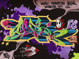 Blackbook 2 Page 1 by JohnVichlenski