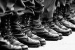 Soldiers' Boots by onelook