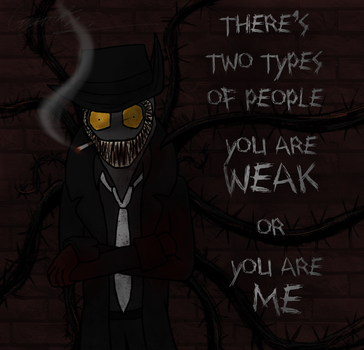 Two Types Of People by GingaAkam