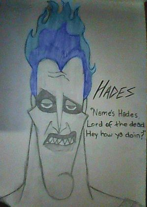 Hades Lord of the Dead