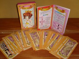 The Clow Cards ver.2 by renge07