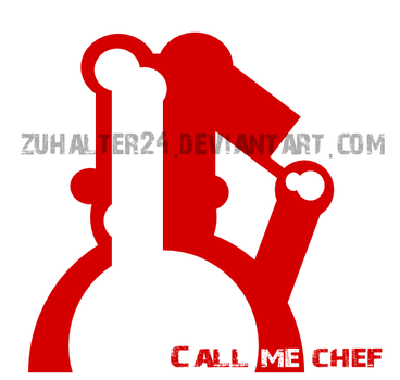 Call me Chef by zuhalter24