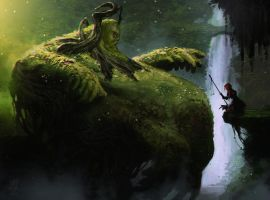 Forest King by JMD3