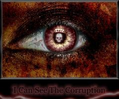 I can see the corruption by jonathan-code