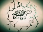 Turtle Tattoo Idea 2 by ArtsyRobotz