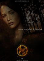 Hunger Games: Katniss by N1z1ra