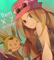 Happy XY release!!! by redricewine