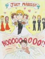 Wedding Nightmare by CaptainAki13