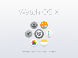 Watch OS X Volume IV By Jason Zigrino by JasonZigrino