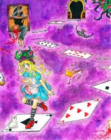 Just another Alice in Wonderland by manu-chann