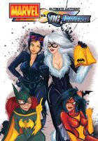 Catfight! Marvel vs DC Universe by daliciously
