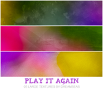 Play it again large by bourniio by Bourniio