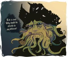 Davy Jones says by IVANPS