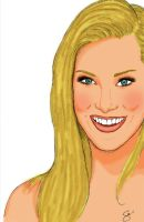 Heather Morris by sabela04