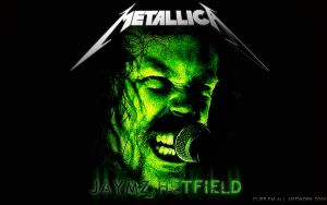 MIGHTY HETFIELD by cliffemall2010