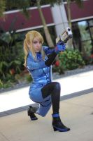 Samus Aran 6 by underreigns