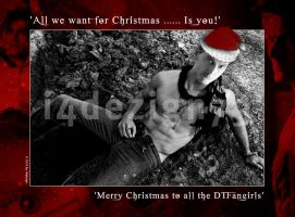 Merry Christmas From DT 2010 by i4dezign73