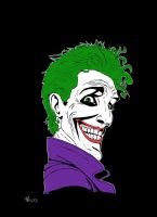 The Killing Joke by AvasweetsJoker