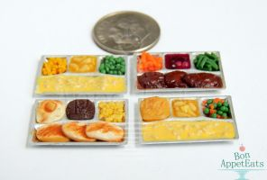 1:12 TV Dinners by Bon-AppetEats