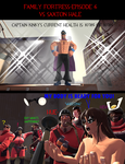 .:[FAMILY FORTRESS EP: 6] VS Saxton Hale:. by Wario-Girl