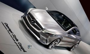 Mercedes Concept coupe by danythemummy