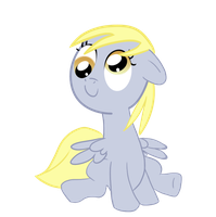 Derpy by LuridChronomancer