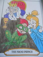 The Frog Prince by Brittany-Psalm28-7
