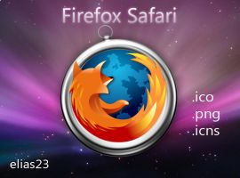 Firefox Safari by elias23