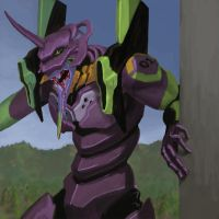Eva unit 01 by Oni-Tier