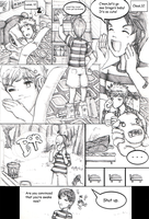 Mother 3 doujinshi - page 1 by matilda-caboose