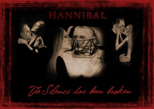 Hannibal Wallpaper Part2 by RedPassion