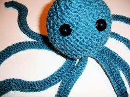 Octopus by KnittingNinja