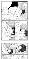 Spamano Comic Strip Memories by mitssuki