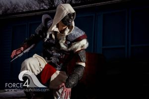 Assassins Creed Turkish Armor by Jay-Michael-Lee