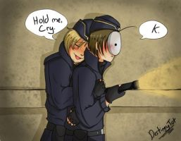 Coming soon! Cry x Pewdie fanfic by ammysommy