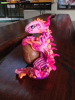 Pink Dragon by SonsationalCreations
